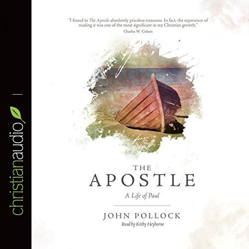 Couverture de The Apostle