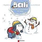 Bali fait un bonhomme de neige