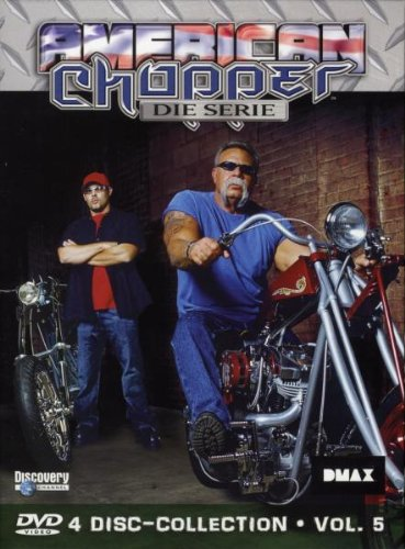 American Chopper - Volume 5 (4 DVDs)