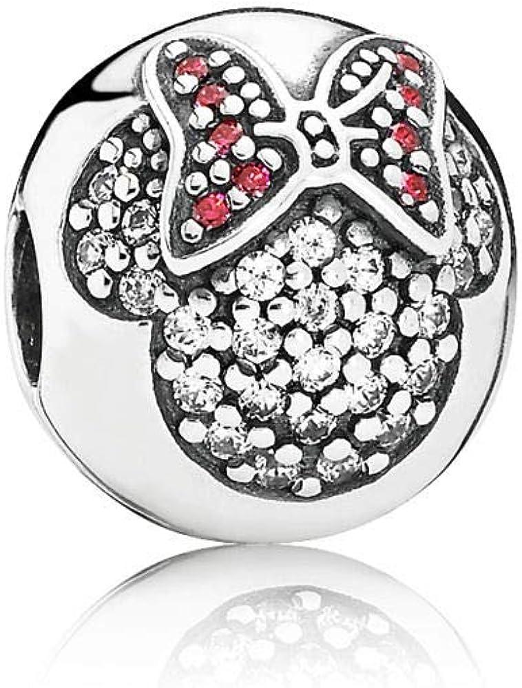Pandora Sterling Silver Disney's Mickey Clip Charm