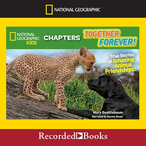 National Geographic Kids Chapters: Together Forever!  By  cover art