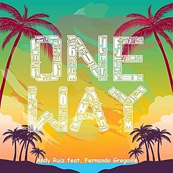 One Way (feat. Fernando Gregoire)