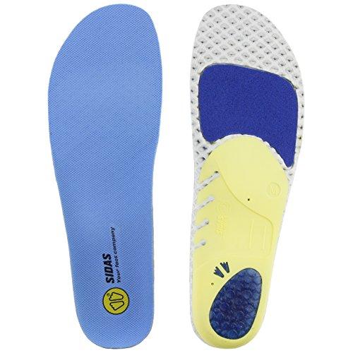 【SIDAS】シダス インソール ランニング用 ラン 3D S 32690361 ブルー S(23.5cm-24.5cm)