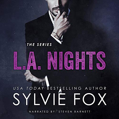 Hollywood Studs Series Boxed Set cover art