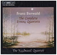 Berwald: Complete String Quartets by FRANZ BERWALD (1996-11-19)