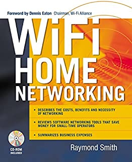 Wi-Fi Home Networking (TAB/Mastering Electronics Series)