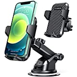 VANMASS Universal Car Phone Mount,【Patent & Safety Certs】Upgraded Handsfree...