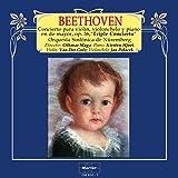 Beethoven: Concierto para violín, violonchelo y piano in C Major, Op. 56