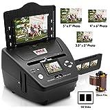 Pyle Media Instant Film & Slide Digitizer Scanner - Format Size 35mm 135 mm...