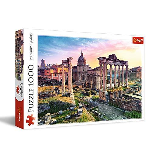 Trefl- Puzzle Foro Romano, TRF10443