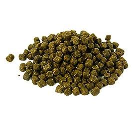 Trabucco Pellet Carp Brown Carp Hallibut 4 mm 1 kg Pellets Pêche à la Carpe Amorce de Pêche