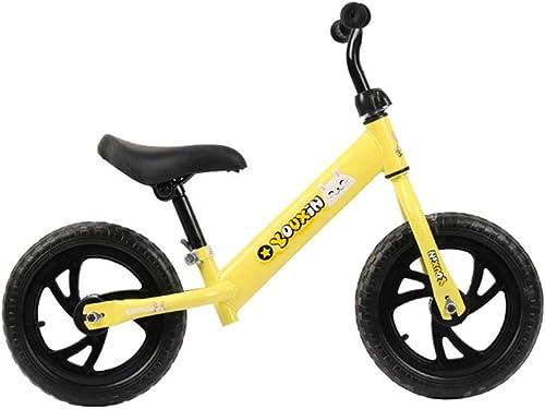 costo real Hejok Bicicleta De Equilibrio Aprender, Bicicleta De De De Equilibrio para Niños Coche De Equilibrio para Niños Scooter De 12 Pulgadas para Niños Bicicleta De Equilibrio para 2,3,4,5,6 años, azul  Venta barata