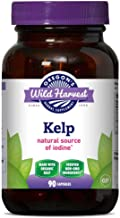 Oregon's Wild Harvest, Certified Organic Kelp Capsules with Iodine, Herbal Supplement, 90 Ct