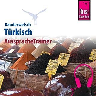 Türkisch (Reise Know-How Kauderwelsch AusspracheTrainer) Titelbild