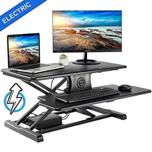 EleTab Electric Standing Desk Under $200