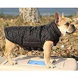 Generic Wasserdichten Reversiblen Hund Jacke Mantel Winter Warme Kleidung - Grün , M