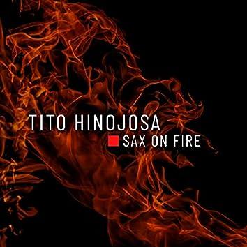 Sax On Fire