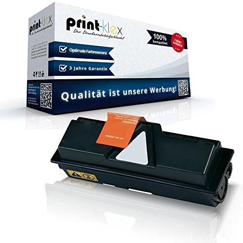 Kompatible Tonerkartusche für Kyocera TK1140-7.200 Seiten für Kyocera FS-1135 FS-1035 Ecosys M-2035 dn Ecosys M-2535 dn Schwarz Black TK 1140 Schwarz Noir TK1140 - Eco Office Serie