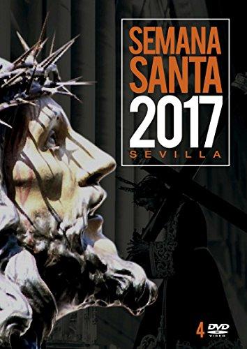 Semana Santa En Sevilla 2017 - Vol. 1-2 [DVD]