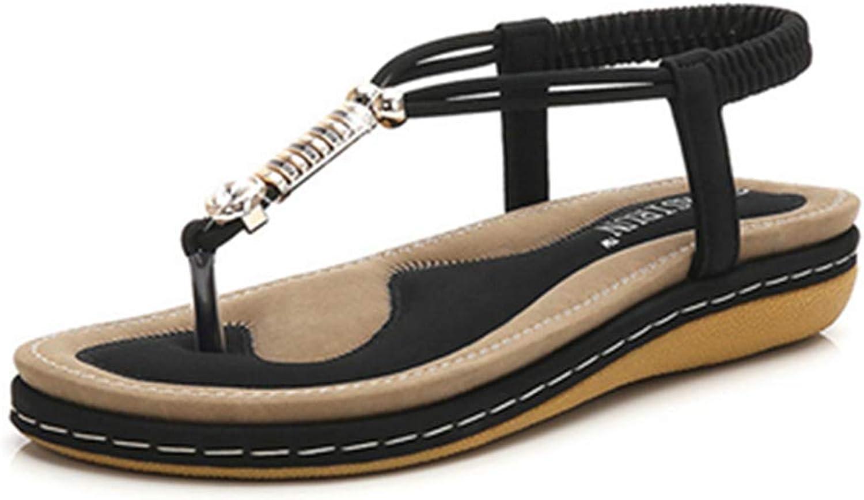 Owen Moll Women Sandals Flip-Flop Soft Comfortable Female Summer Casual Flats shoes