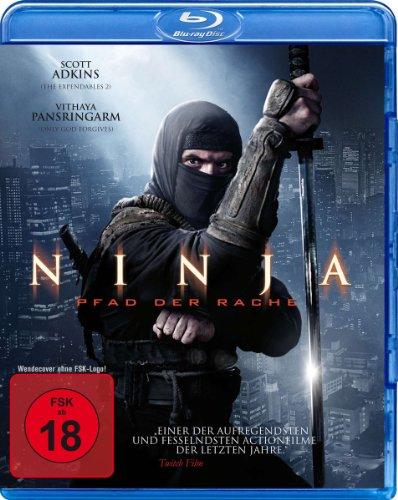 Ninja - Pfad der Rache [Blu-ray]