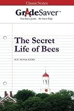 GradeSaver (TM) ClassicNote The Secret Life of Bees: Study Guide by Adena Raub (2008-12-31)