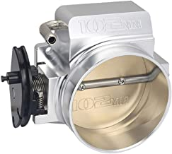 Kyostar 102mm Polish Throttle Body for GM Gen III LS1 LS2 LS6 LS3 LS7 4 CNC Bolt Cable