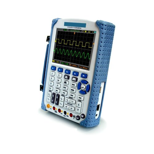 Hantek® 60MHz 5-in-1 Handheld Portable Oscilloscope W/Digital Multimeter Hantek DSO 8060