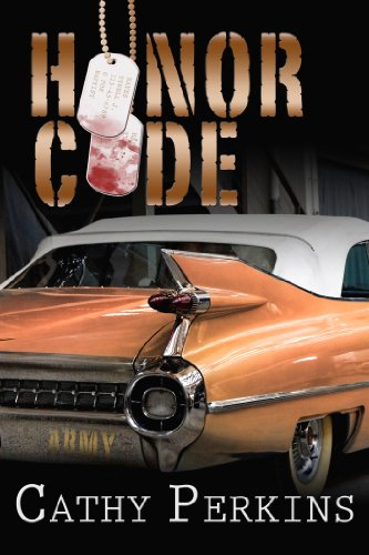 Book: Honor Code by Cathy Perkins