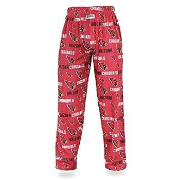 Zubaz NFL Arizona Cardinals Men s Comfy Pants Maroon Small