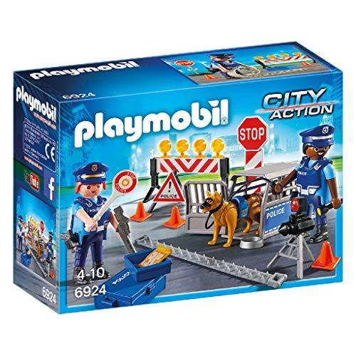 PLAYMOBIL 6924 Action Man Bricks, Multi