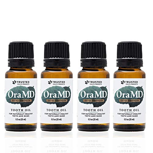 OraMD Extra Strength Tooth Oil - Shop for Oral Care Products from OraMD