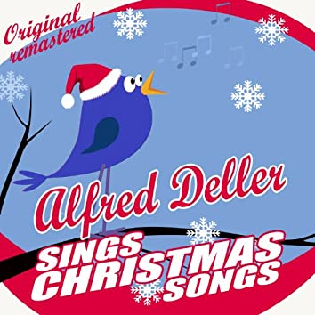 Alfred Deller Sings Christmas Songs