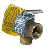 Watts Regulator 0342692 Boiler Relief Valve 3/4' 30Psi, bronz