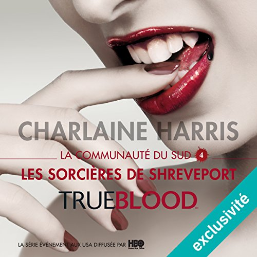 Les sorcières de Shreveport audiobook cover art