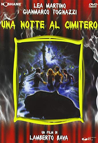 Una Notte Al Cimitero [Import Italien]