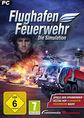 Flughafen Feuerwehr: Die Simulation