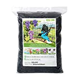 OGORI 25 X 50 ft Bird Netting Poultry Netting Protect Plants and Fruit Trees Garden Net 3/4' Square Mesh Size (25 X 50 ft)