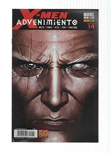 X-MEN ADVENIMIENTO, Numero 01: Donde estabas tu, Advenimiento 1 (Panini 2011)
