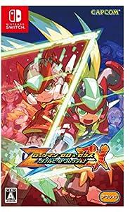 ロックマン ゼロ&ゼクス ダブルヒーローコレクション -Switch