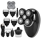Afeitadora eléctrica Cortapelos multifuncional eléctrica para bebé para barba para hombres para uso familiar