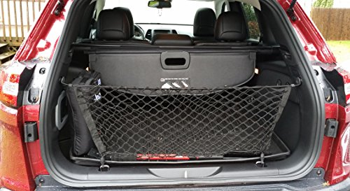 Envelope Trunk Cargo Net For JEEP CHEROKEE 2014 2015 2016 2017 2018 NEW