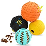 Interactive Dog Treat Balls