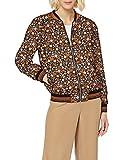Scotch & Soda Maison Womens Wendbare Bomberjacke mit Print Jacket, Combo E 0221, M