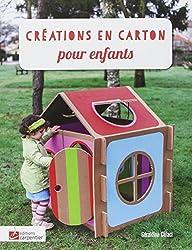 créations en carton pour les enfants