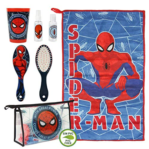 Neceser Set Aseo/Viaje Spiderman