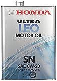 Honda(ホンダ) エンジンオイル ウルトラ LEO SN/GF-5 0W20 4L 08217-99974 HTRC3
