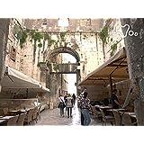 「古代ローマの宮殿が街に スプリト~クロアチア~」