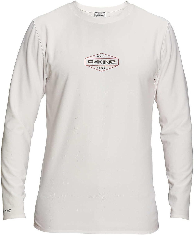 Dakine Men's H2OMan Loose Fit Long Sleeve Rashguard Shirt