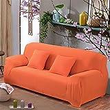 HNXCBH Funda de sofá de color sólido Fundas de sofá para sala...